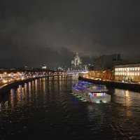 Ночной город. :: Oleg4618 Шутченко