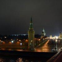 Вечерняя Москва. :: Oleg4618 Шутченко