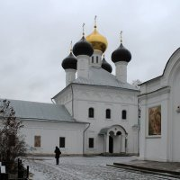 Церковь Троицы Живоначальной 1788 г. :: Наталья Гусева