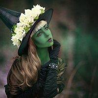 Ведьмлчка :: Марина Жаринова