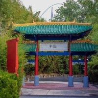 Порт Авентура. Ворота в зону Китая. :: Надежда