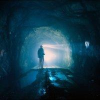 Подземный рубеж :: Георгий Ланчевский