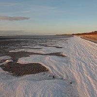 Северодвинск. Осеннее Белое море :: Владимир Шибинский