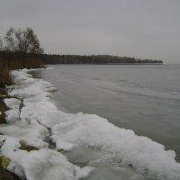 Берег озера :: Анатолий
