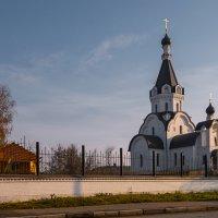 Церковь Новомучеников Орехово-Зуево :: Юрий Бичеров
