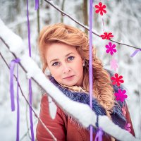 Оксана :: Анастасия Таршина