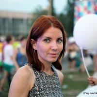 Любопытный взгляд или ...говорящие глаза :: Олег Лукьянов