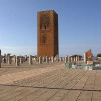 Королевское кладбище в г. Рабат :: Светлана marokkanka