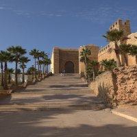 Стена португальской крепости в Рабате :: Светлана marokkanka