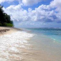 Пляж Ритидиан :: Виктория Исполатова