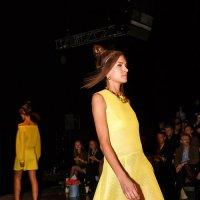 Показ мод в Гостином дворе. Новая коллекция одежды модельера Елены Шипиловой (14) :: Николай Ефремов