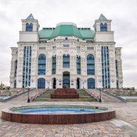 Астраханский театр оперы и балета :: Aine Lin