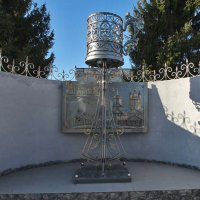 Памятник подстаканнику :: Nikolay Monahov