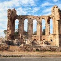 Руины церкви Святого Георгия, Фамагуста :: Anna Lipatova