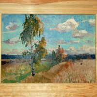 Осенний пейзаж :: Геннадий Храмцов