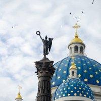 Троицкий собор, Спб :: Дмитрий Гришечко