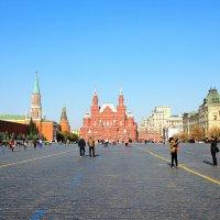 Красная площадь... :: Иван