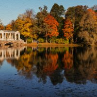 Осень в парке :: Valerii Ivanov