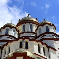 Новоафонский монастырь :: Alex Sokolov