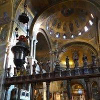 Венеция. Загадочная базилика Святого Марка... :: Леонид Нестерюк