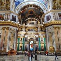 Исаакиевский собор в Санкт-Петербурге :: Галина
