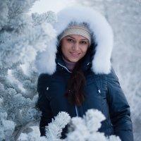 Здравствуй зимушка зима! :: Виктория Исполатова