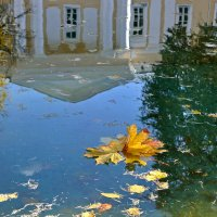 Уплывает осень :: Нина Агаева