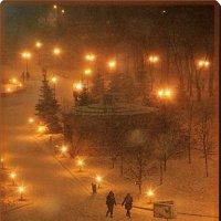 Ночной город :: Лидия (naum.lidiya)