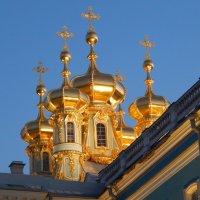 Золотые купола :: Валентина Папилова
