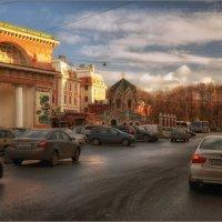 конюшенная    площадь :: Владимир Иванов ( Vlad   Petrov)