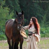 Мы идём с конём по полю вдвоём... :: Виктор Мушкарин (thepaparazzo)