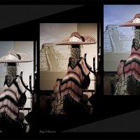 Мексиканский мотив о Солнце, пирамидах и, конечно же, о джентльменах :: Сергей В. Комаров