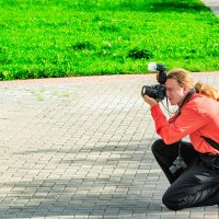 Такова жизнь фотографа..... :: Анатолий Клепешнёв