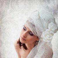 Белая королева :: Елена Оберник