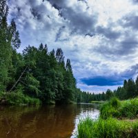 Река Кременка :: Юрий Бутусов