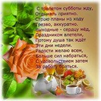 С выходными друзья! :: Nikolay Monahov