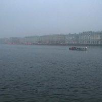 Кораблик из тумана..)) :: tipchik