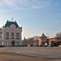 прогулки по Нижнему Новгороду 1 :: Galina