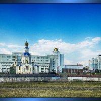 Белгород. панорама. :: Василий Платонов