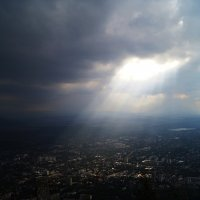 Луч света в темном царстве :: @льга Б@р@дина