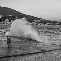 Морской всплеск :: Алиса Терновая
