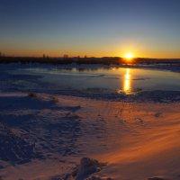 Первый лед. :: Поток
