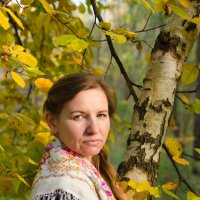 Лена :: Ольга Кан