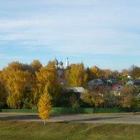 Конец сентября :: Святец Вячеслав