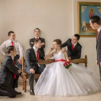 В церкви :: Ринат Валиев