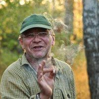 И не говорите мне о вреде табака! :: Ирина Данилова