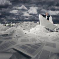paper sea :: Артём Кожененко