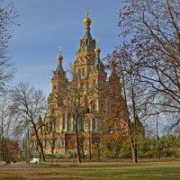 Собор Петра и Павла в Петергофе :: Наталья Левина