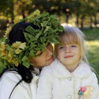 Материнская любовь :: Кристина Фотограф
