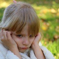 Модель устала) :: Кристина Фотограф